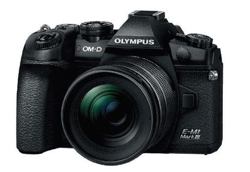 Tested: the Olympus E-M1 Mark III