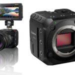 Panasonic Announces New Full-Frame Box-Style LUMIX BS1H