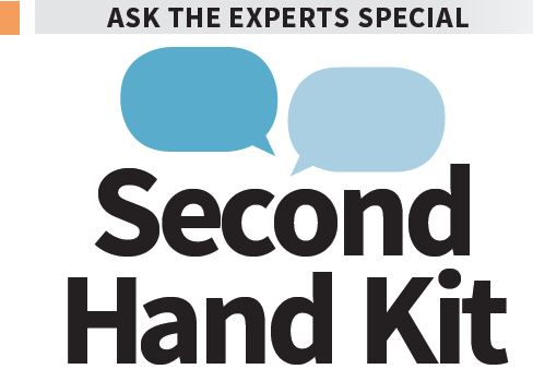 Ask the Experts: Used Kit